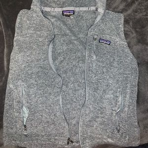 Patagonia Adult medium synchilla vest